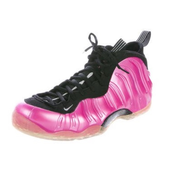 the latest 64d28 de8f0 SIZE 7 MALE NIKE AIR PINK FOAMPOSITE 💕💕